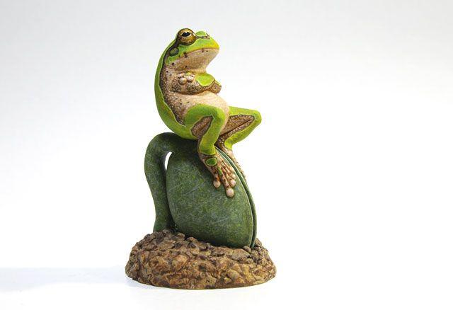 category ニホンヨミガエル カエルの森weblog カエルの絵 カエル画像まとめ カエル