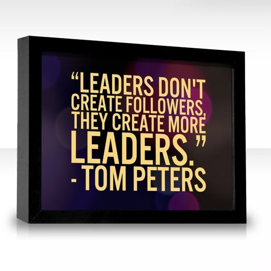 create leaders in AIESEC