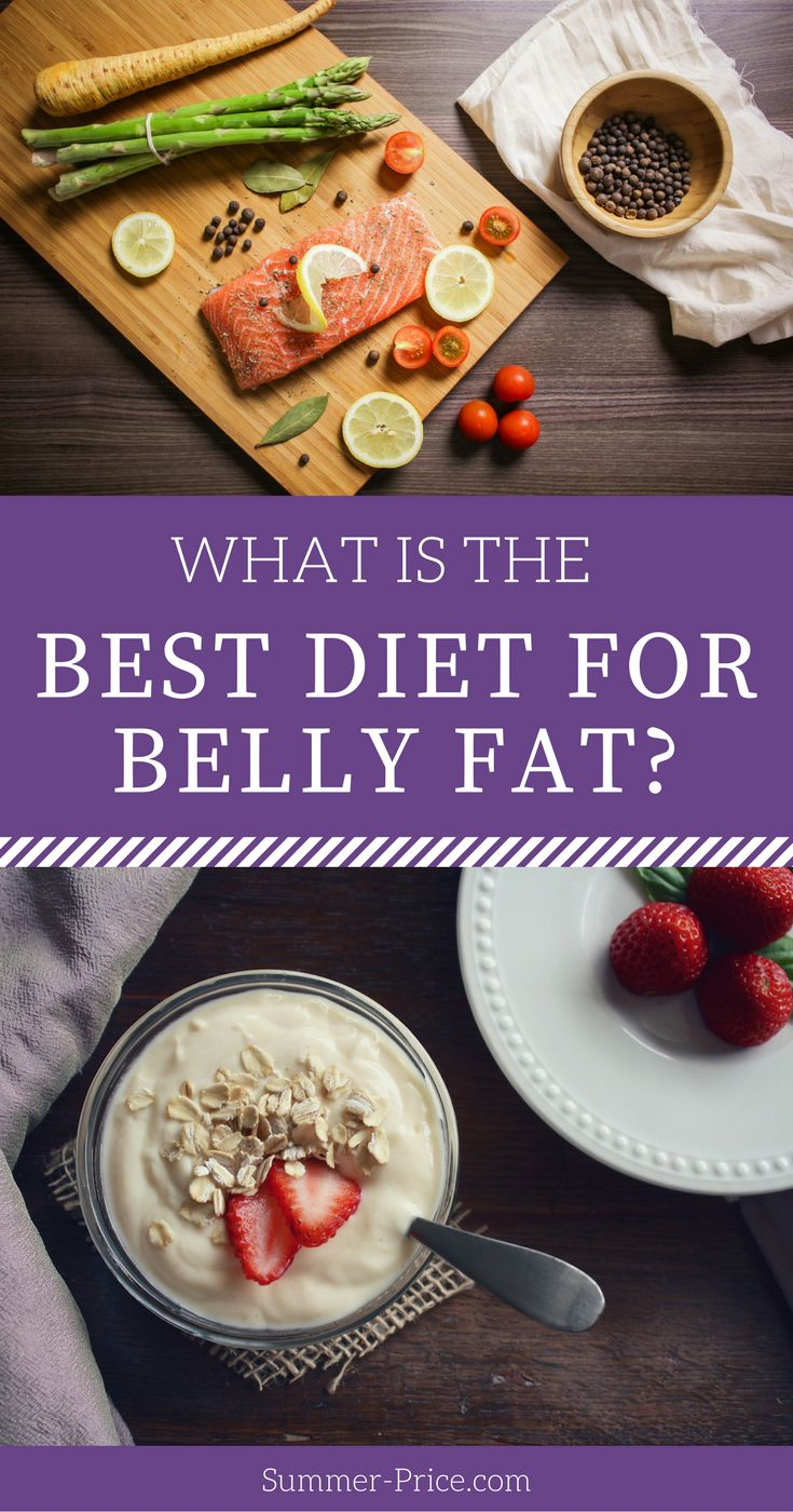 What is the best diet for belly fat? 5 Suggestions to help you lose that bloated belly.