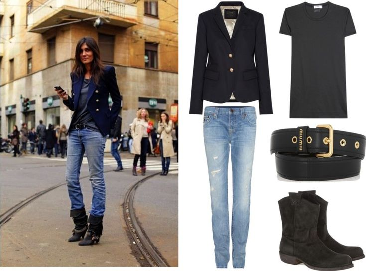Emmanuelle Alt - french chic