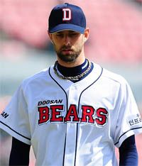 Dustin Nippert | homeplate.kr