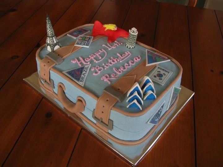 Ac Cake Decorating Hornsby Nsw : 1000+ images about Travel/Vacation Themed Food on Pinterest