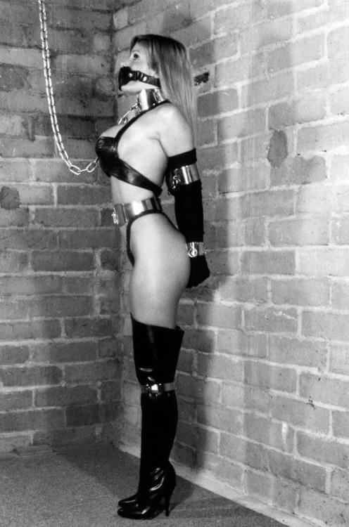 Female rubber self bondage construction site inquiry answer