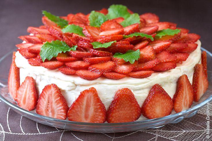 Очень вкусный торт на скорую руку