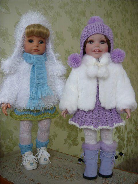 Наряды для кукол Готц. / Одежда для кукол / Шопик. Продать купить куклу / Бэйбики. Куклы фото. Одежда для кукол
