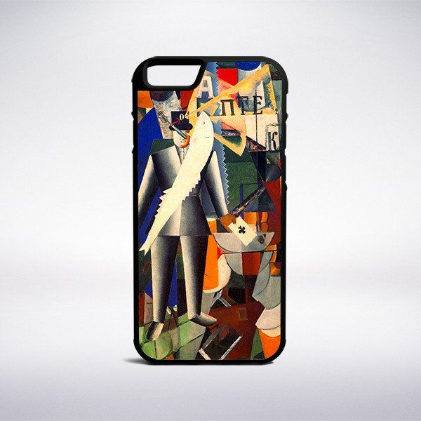 Kasimir Malevich - Aviator Phone Case – Muse Phone Cases
