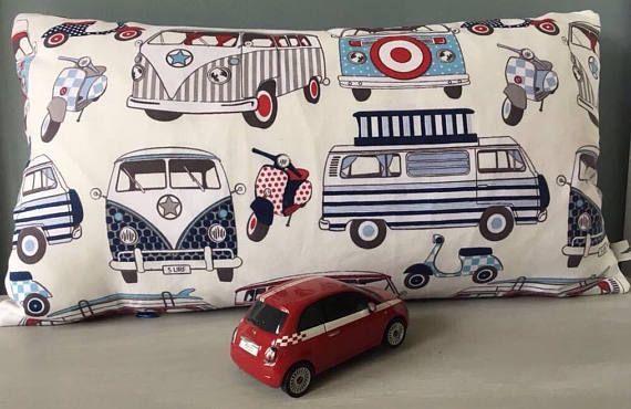 Two Ugly Sisters  Handmade VW Camper Van Cushions vw