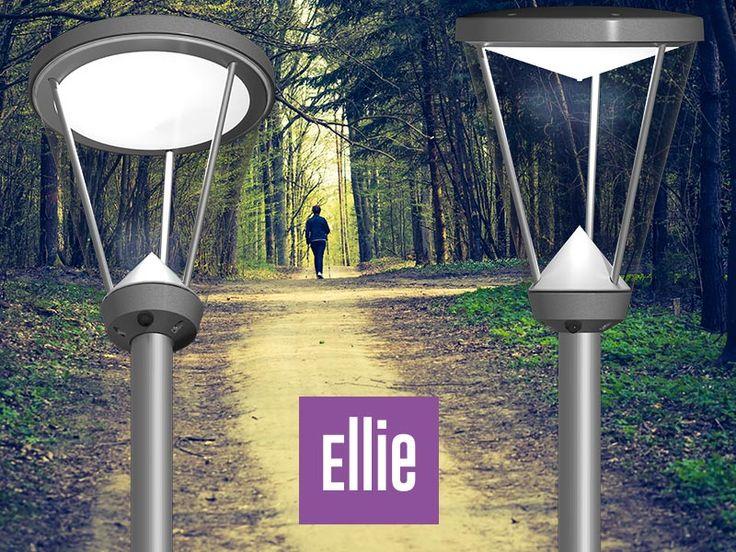 """Låt oss presentera: Prisma Light Ellie Vi har hört frågan –""""Hur länge ska Prisma Light ha bara en modell?"""" Svaret är:  – """"Tills nu."""" Ja, vi har hört er fråga och presenterar därför nu Prisma Light Ellie. En modell som innehåller just det vi hört att ni frågat om: Parkarmatur Rundstrålande (Omni) eller asymmetriskt ljus (linskombination) Samma smarta fjärrkontoll som hos Prisma Light Eliott Samma möjligheter till närvarostyrning som tidigare Made in Sweden Attraktivt pris #prismatibro"""