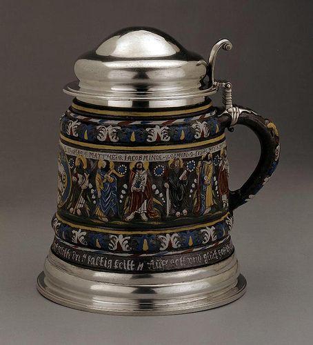 011-Jarra de cerveza-© The Trustees of the British Museum