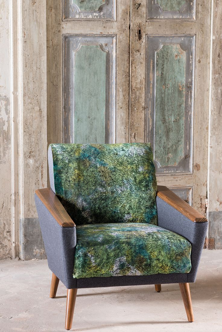 designers guild wedge chair i saved this for the color. Black Bedroom Furniture Sets. Home Design Ideas