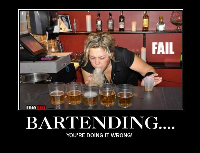 Bartending Quotes And Sayings: 7 Best The Life Of A Bartender Images On Pinterest