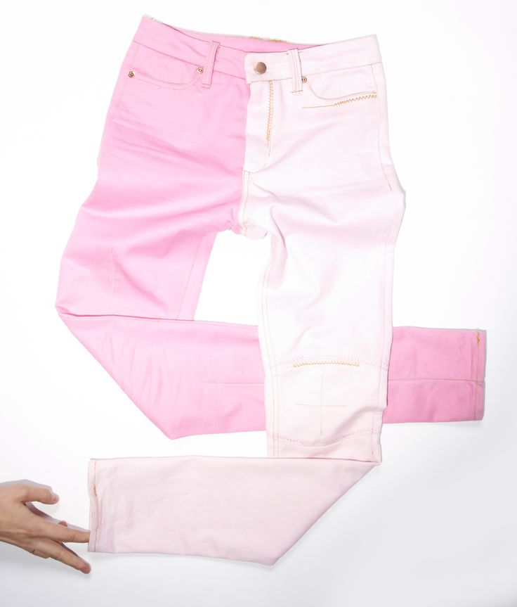 BAZZUL custom pink #denim