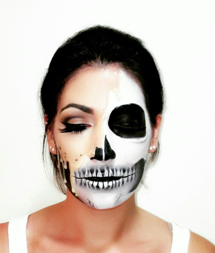 melting face/skull by @yolilov3 #inspirationdesiperkins