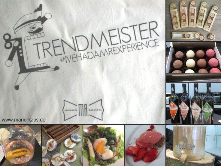 TrendMeister 2016 im Restaurant VICTORIAN, Düsseldorf - Mario´s Fire Food & Fine Food Impressum: http://www.mario-kaps.de/impressum/