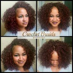 using freetress crochet hair