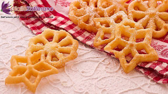 Ricetta Frittelle croccanti altoatesine - Le Ricette di GialloZafferano.it