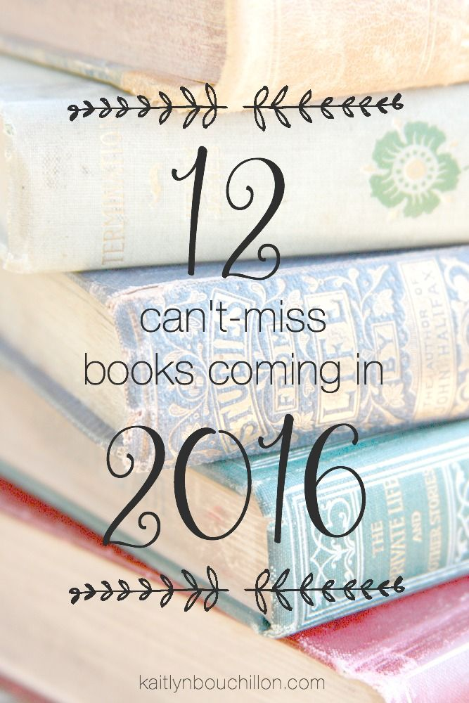 Ann Voskamp, Shauna Niequist.... so many books I can't wait for!