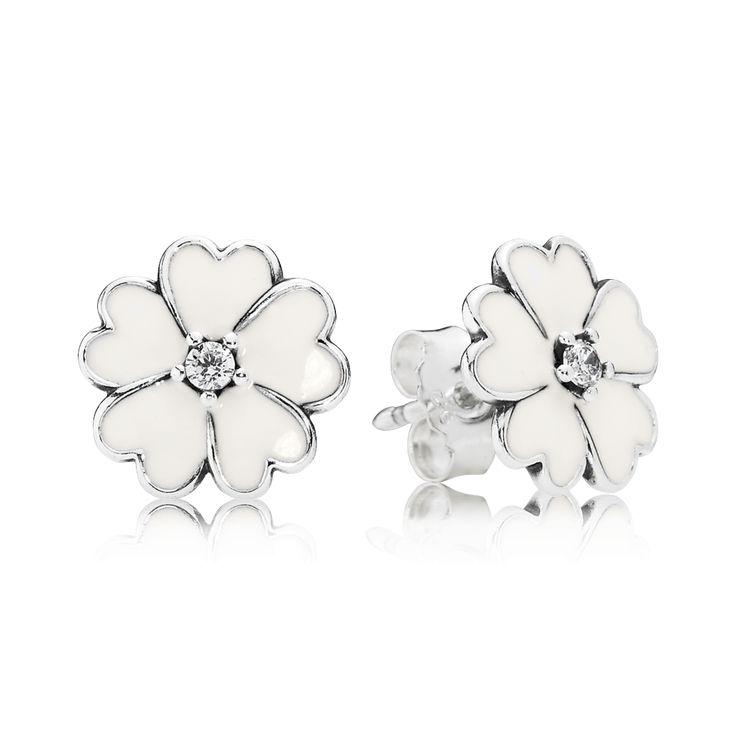 PANDORA   White Primroses