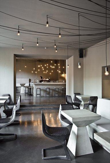 Tin - Bar & Restaurant / Karhard Architektur + Design