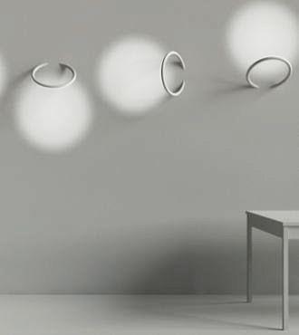 Flos Wall Piercing Light