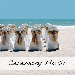 Exit Down Your Sandy Isle To One Of These Beautiful And Appropriate Recessional Beach Wedding Songs