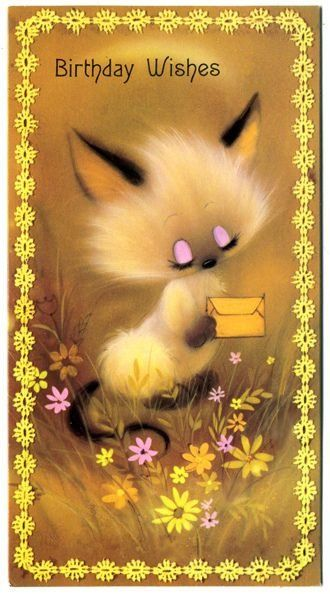 105 Best Siamese Cards Images On Pinterest