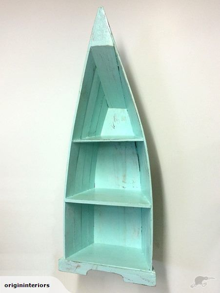 Boat Shelf Aqua wash 96cm Tall   Trade Me