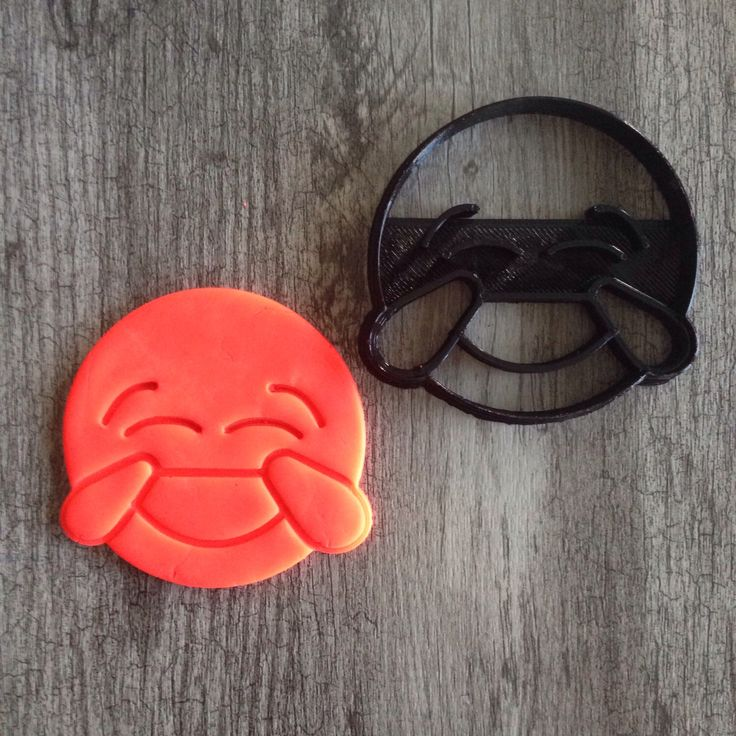 A personal favorite from my Etsy shop https://www.etsy.com/ca/listing/481223577/emoji-cookie-cutters-individual