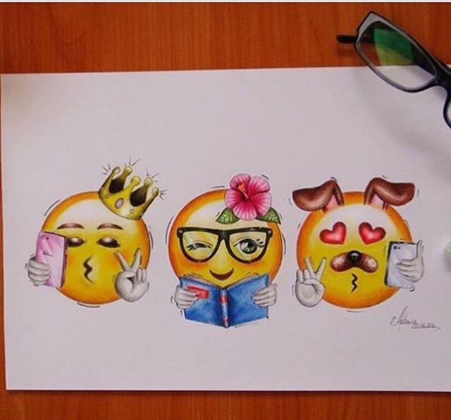 Art Ideas App: Best 25+ Emoji Drawings Ideas On Pinterest