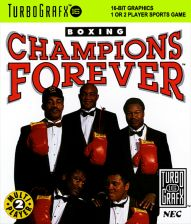 Play Champions Forever Boxing (NEC TurboGrafx 16)