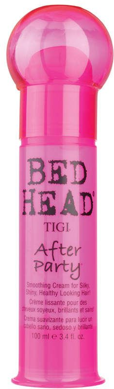 Tigi Bed Head After-Party is amazing for smoothing hair!  **This pin is an affiliate link meaning that I make a small portion of money when you purchase the item.  Don't worry, I'd only share products I use and stand behind 100%.  Thank you for supporting me and allowing me to do what I love!  #BedHead #TIGI #Hairproducts #SmoothHair