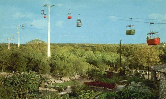 I used to love this, Brackenridge Park, San Antonio Texas, back in the good'ol days!