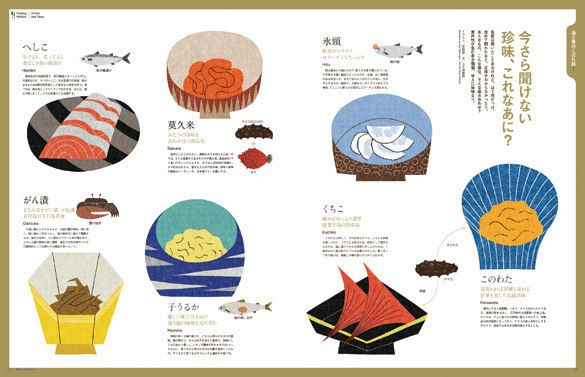 Ryo Takemasa : Spot illustration
