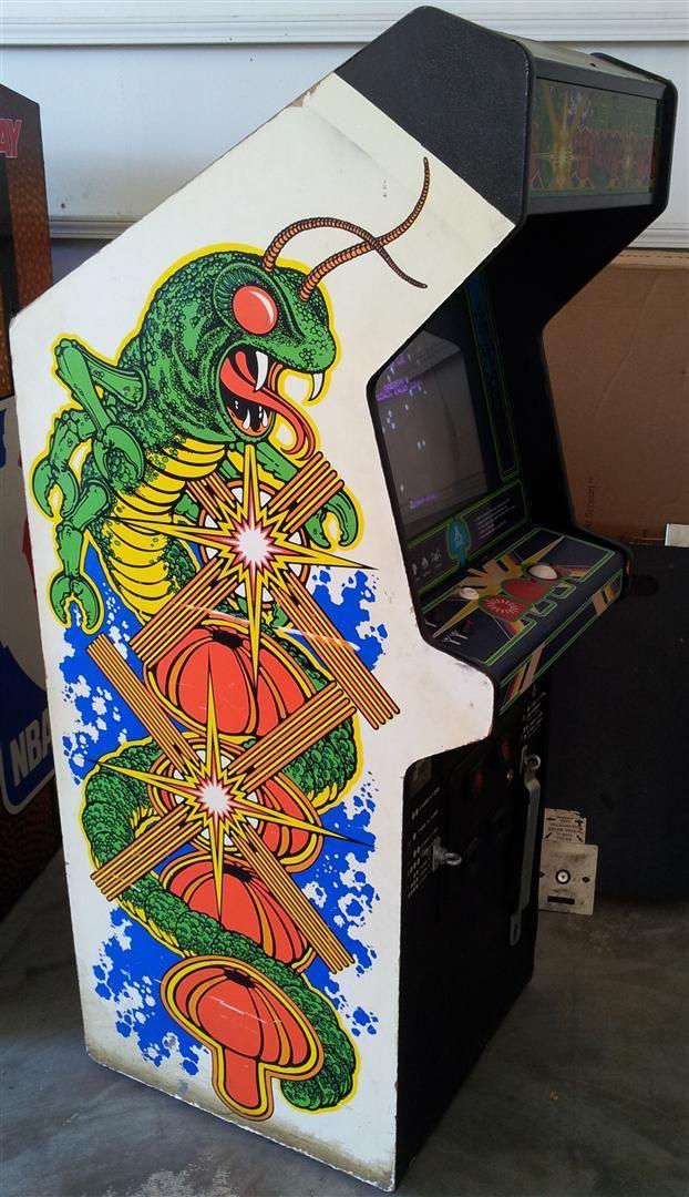 Centipede Classic Arcade Game