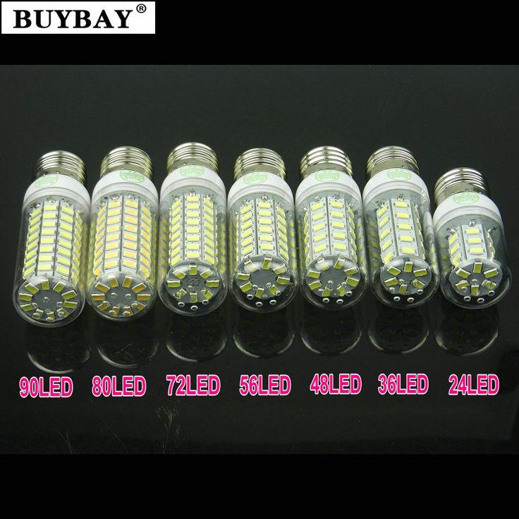 $0.45 (Buy here: https://alitems.com/g/1e8d114494ebda23ff8b16525dc3e8/?i=5&ulp=https%3A%2F%2Fwww.aliexpress.com%2Fitem%2FBUYBAY-E27-LED-bulb-corn-light-E14-led-lamp-220V-230V-lampada-e27-bulb-lamp-Warm%2F32773315401.html ) BUYBAY E27 LED bulb corn light E14 led lamp 220V 230V lampada e27 bulb lamp Warm white/Cold white SMD5730 Aliexpress hot sale for just $0.45