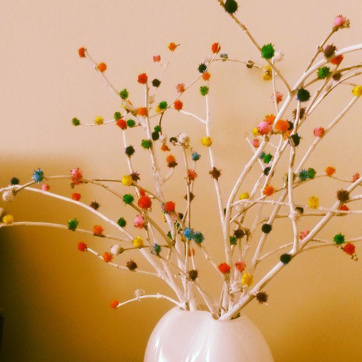 tree branch ornament
