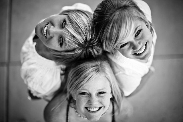 mother daughter pictures - I want to do this with my girls when they get bigger