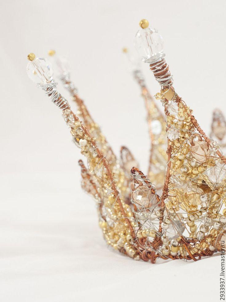 Купить Корона для фотосессии - корона, корона для принцессы, корона для фотосессии, корона для девочки, корона принцессы