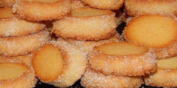 Потрясающее печенье от великого французского кондитера Пьера Эрме…хрустящее…