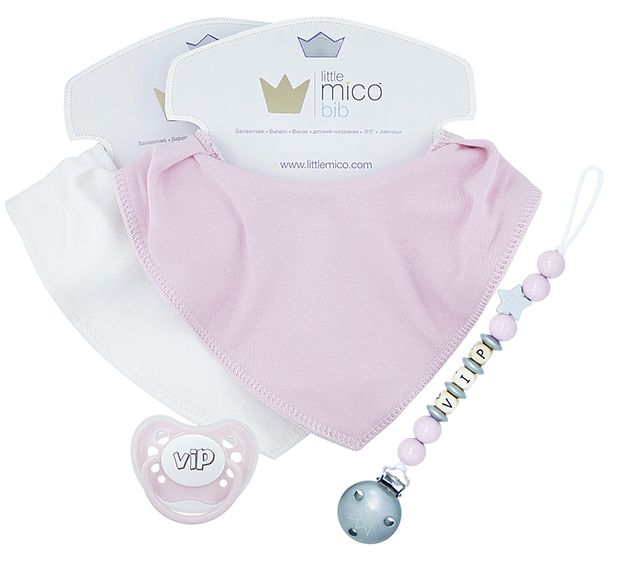 Littlemico™ Pink Gift Set, VIP.