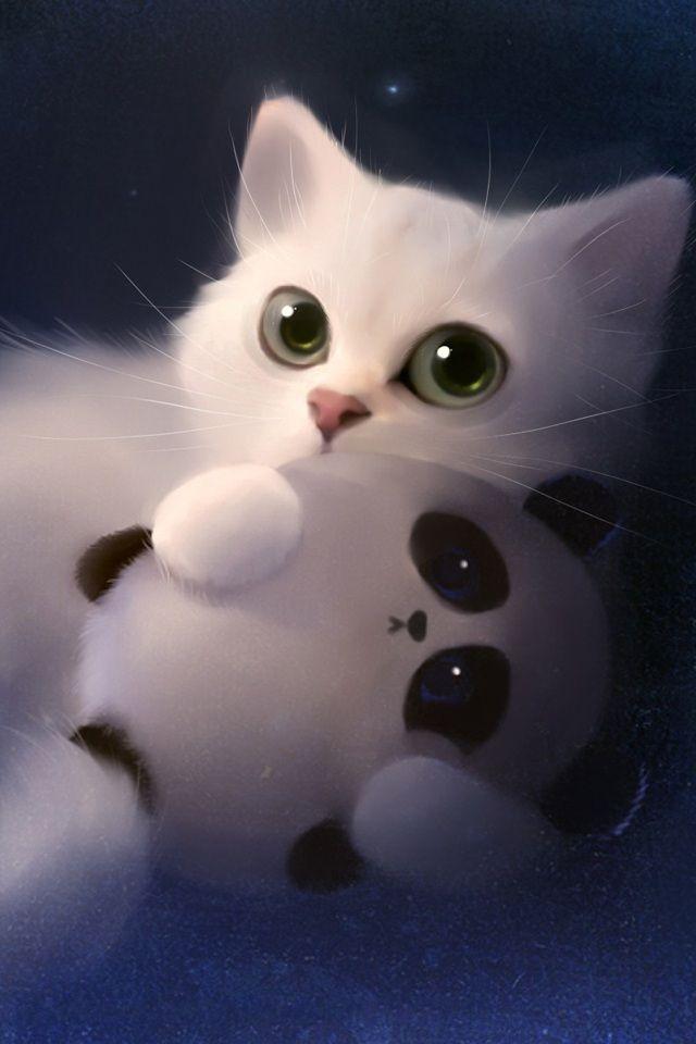 73 best cute cat phone wallpapers images on pinterest cat phone cute and lovely cat wallpapers for desktop voltagebd Gallery
