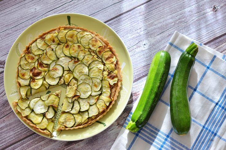 Torta di zucchine - Agribologna