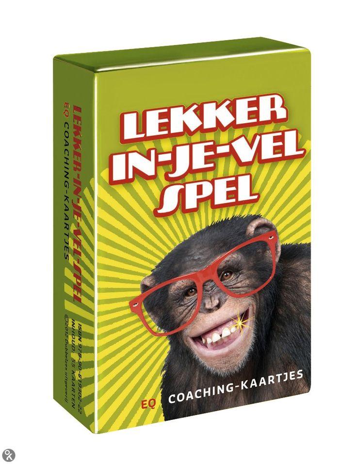 Lekker-in-je-vel-spel : uitgeverij Dubbelzes (2015)