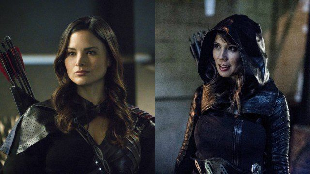 Nyssa and Talia al Ghul Set to Duke it Out on Arrow