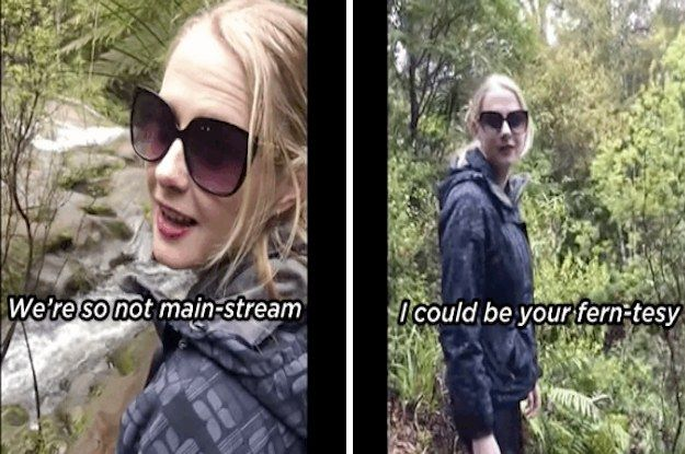 This Guy Annoyed His Girlfriend With Hiking Puns For Their Entire Trek