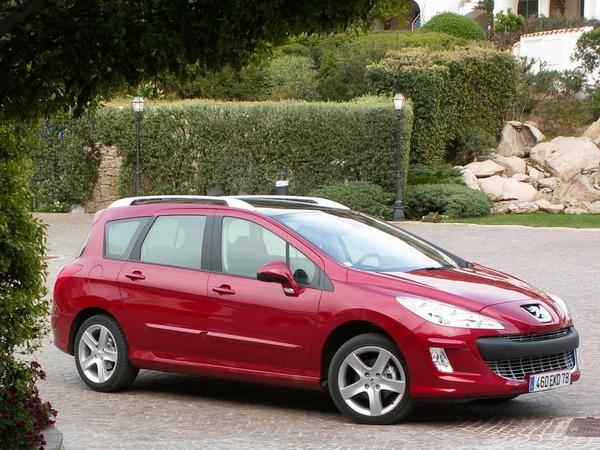 Peugeot308 Sw