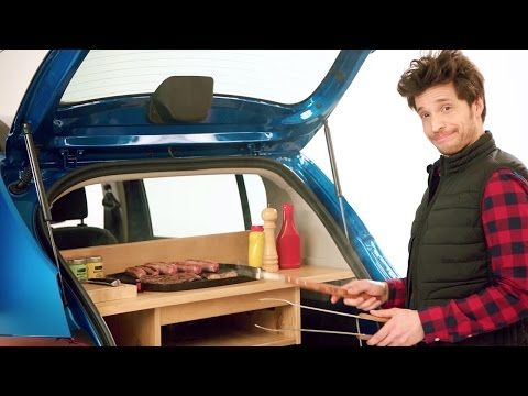 Renault Dacia Sandero: The Barbecue - adsofbrands.com