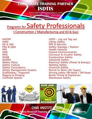 Hi-in-Demand Health & Safety Certification Training Courses Training