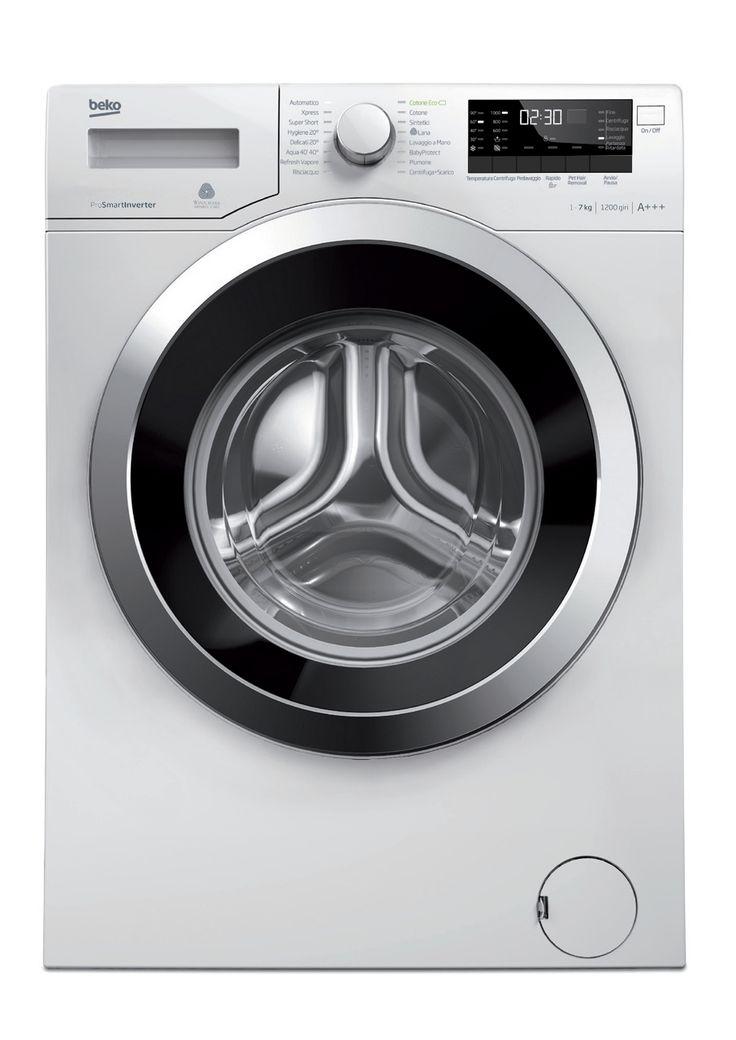 Lavatrici Beko UWTV7633XC0 lavatrice in offerta su Unieuro