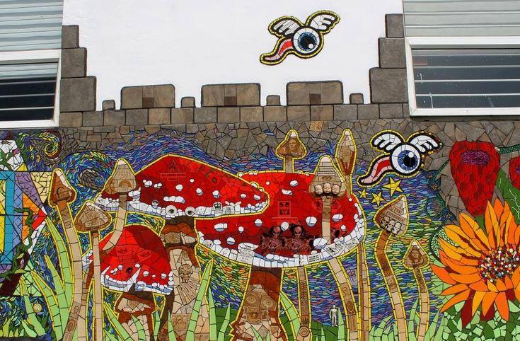 Esempi virtuosi: un mosaico di culture per la Municipalidad di Puente Alto in Cile